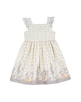Pippa & Julie - Girls' Mickey & Minnie Print Dress - Little Kid