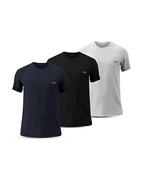 BOSS - Cotton Logo Graphic Tees, Pack of 3