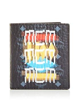 MCM - Geo Graffiti Bifold Wallet