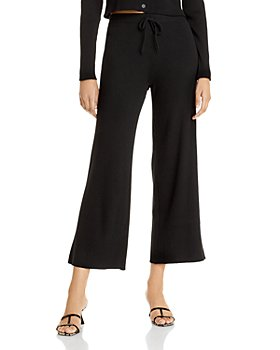 Lucy Paris - Carter Ribbed Wide Leg Pants