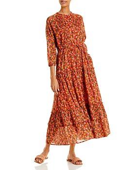 Banjanan - Bazaar Floral Maxi Dress