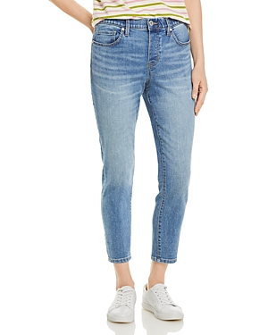 Jag Jeans VALENTINA CROPPED JEANS IN FIRE ISLAND