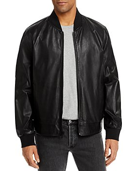 Cole Haan - Reversible Leather Jacket