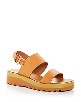 See by Chloé - Martie Slingback Wedge Sandals