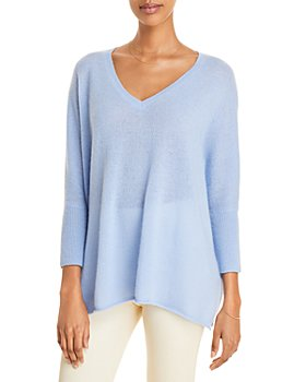 C by Bloomingdale's - Oversized Cashmere Sweater - 100% Exclusive