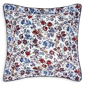 Anne de Solene Fleur De Perse Euro Pillow Sham