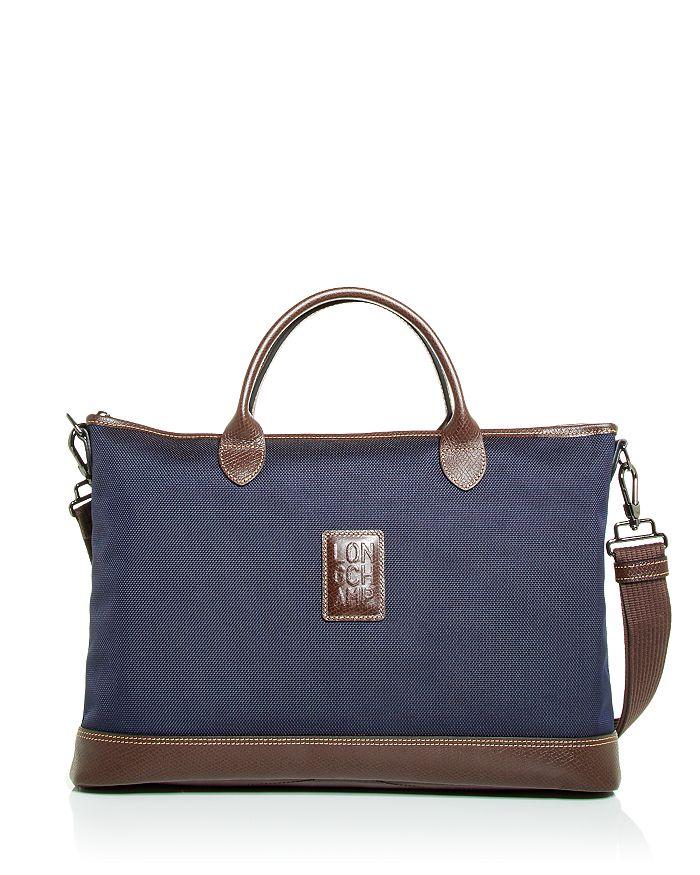 Longchamp - Boxford Nylon Briefcase
