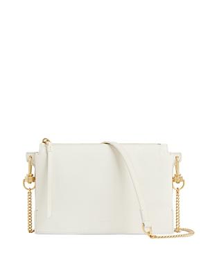 Allsaints Fletcher Small Leather Shoulder Bag