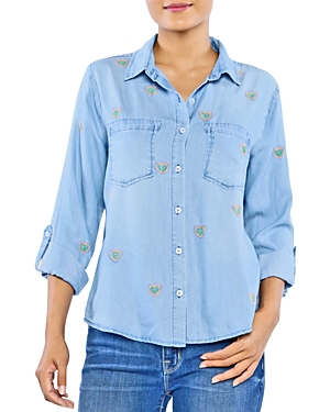 Lovefest Embroidered Shirt