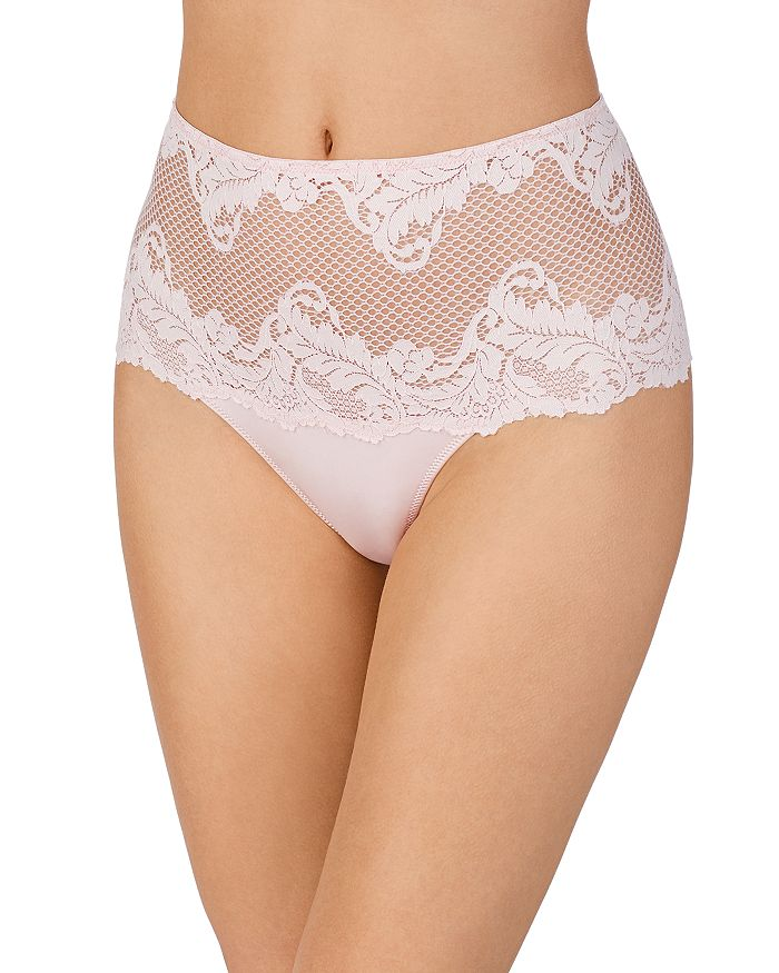 Le Mystere LACE ALLURE HIGH WAIST THONG
