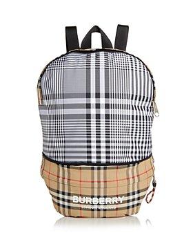 Burberry - Unisex Rex Convertible Backpack