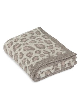 BAREFOOT DREAMS - CozyChic Safari Blanket