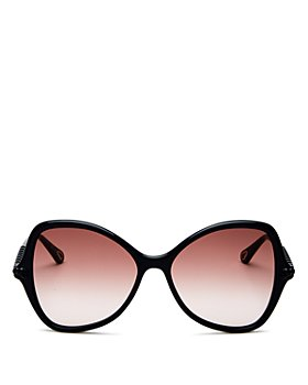 Chloé - Women's Round Sunglasses, 56mm