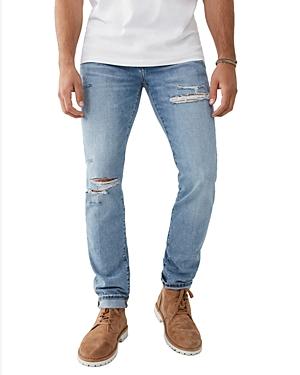 True Religion Skinny jeans ROCCO DISTRESSED SKINNY FIT JEANS IN PONY EXPRESS