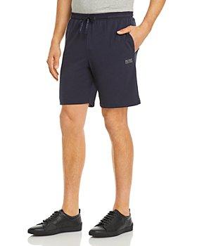 BOSS - Logo Drawstring Shorts