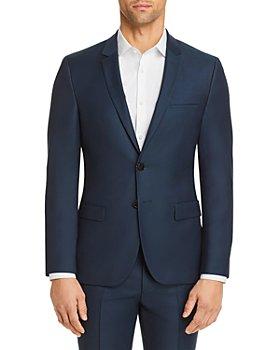 HUGO - Birdseye Extra Slim Fit Suit Separates