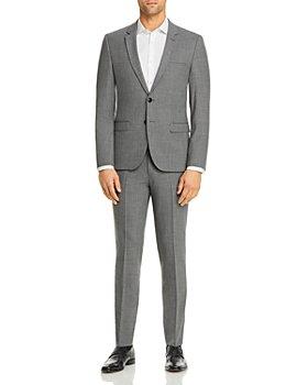 HUGO - Arti/Hesten Textured Extra Slim Fit Suit Separates