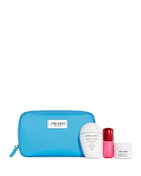 Shiseido - Everyday Sunscreen Set ($102 value)