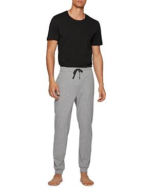 Boss Mix & Match Cotton Blend Jogger Pants
