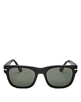 Persol - Men's Polarized Square Sunglasses, 52mm