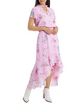1.STATE - High/Low Flounce Dress