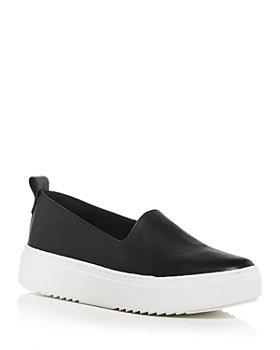 Eileen Fisher - Women's Prosper Slip On Platform Sneakers