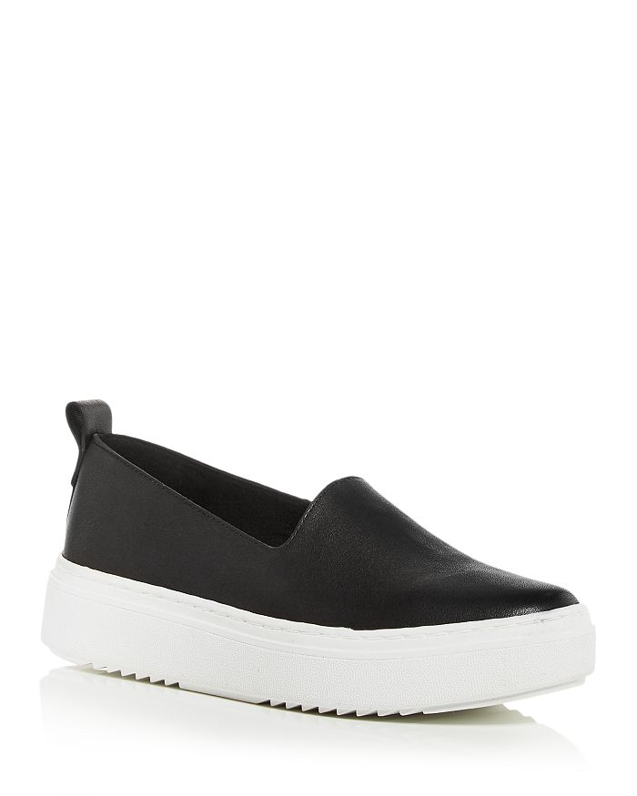 Eileen Fisher - Women's Prosper Slip On Platform Sneakers