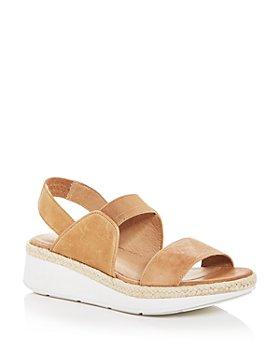 Eileen Fisher - Women's Dash Strappy Wedge Sandals