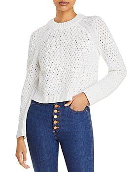 Alice and Olivia - Leta Textured Sweater