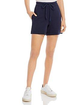 Vince - Tie Waist Pull On Shorts