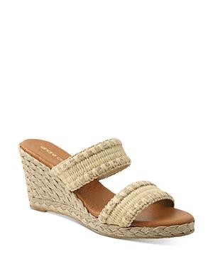 Women's Nolita Raffia Espadrille Wedge Sandals