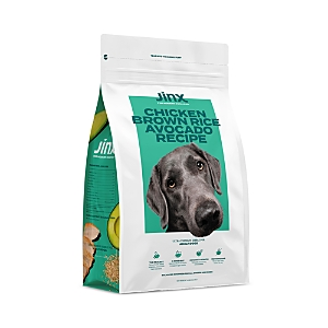 Jinx Chicken, Brown Rice & Avocado Kibble for Adult Dogs - 4 lbs.