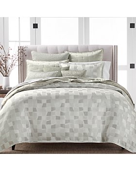 Hudson Park Collection - Facets Bedding Collection - 100% Exclusive
