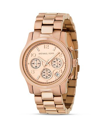 "Michael Kors - ""Runway"" Watch, 38mm"