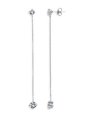Daunty Chain Drop Earrings