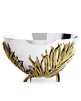 Michael Aram - Palm Centerpiece Bowl