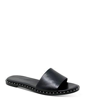 Charles David - Women's Trunk Studded Slide Sandals