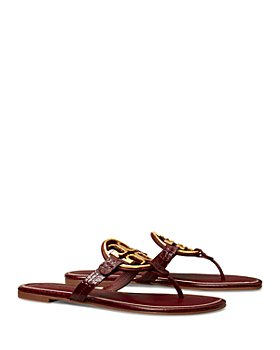 Tory Burch - Women's Miller Metal Thong Sandals