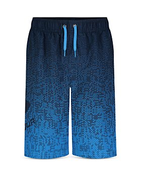 Under Armour - Boys' UA Blackrun Gradient Swim Trunks - Big Kid