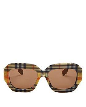 Burberry - Women's Square Sunglasses, 54mm