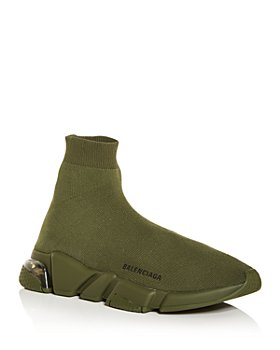 Balenciaga - Men's Speed 2.0 Knit High Top Sneakers