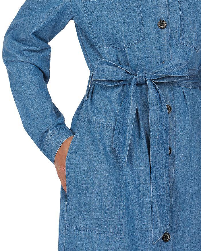 BARBOUR Denims TYNEMOUTH DENIM SHIRT DRESS