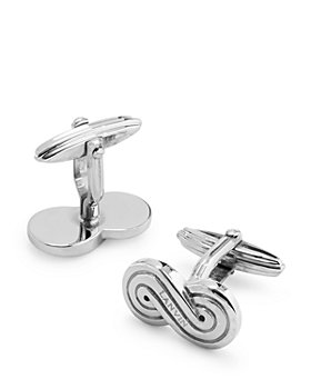 Lanvin - Engraved Loop Cufflinks