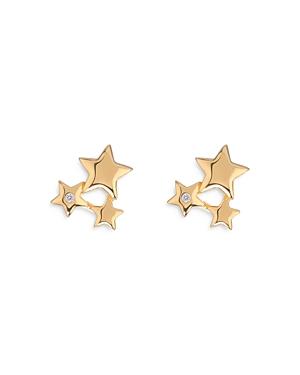 Stardust Stud Earrings