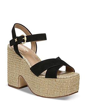 Sam Edelman - Women's Trianna Strappy Espadrille Platform Sandals
