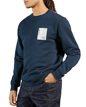 Ted Baker RIPON LABEL SWEATSHIRT