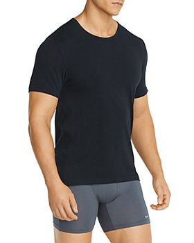 Nike - Luxe Cotton Modal Crewneck Undershirt, Pack of 2