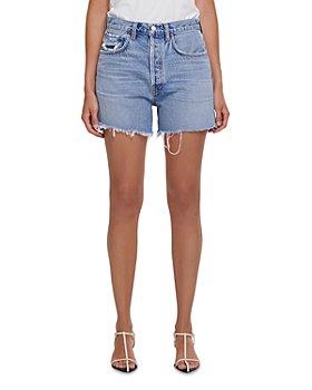 AGOLDE - Riley Shorts in Snapshot