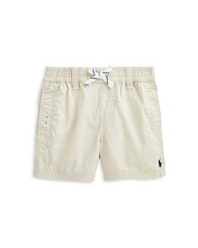 Ralph Lauren - Boys' Cotton Rugby Shorts - Baby