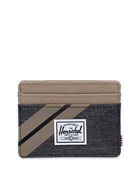 Herschel Supply Co. - Charlie Card Case - 100% Exclusive